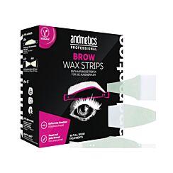 Brow Wax Strips Women