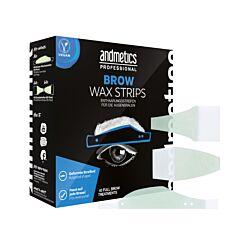 Brow Wax Strips Men